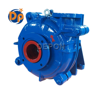 High Efficiency Horizontal Centrifugal Slurry Pump For Sale