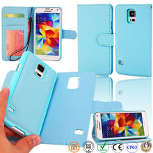 china supplier 2 in 1 book style mold make cell mobile phone case cover for samsung galaxy S5 I9600