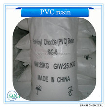 PVC Resin For Leather, foam floor, wall paper,etc.