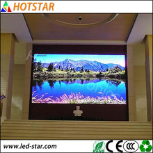 HD Indoor Rental Display Screen P3.91 Stage LED Video Wall For Concert