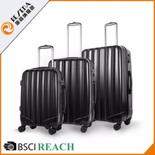 Superior Quality code lock ABS hard suitcases cheap set