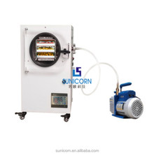 0.1 Sqm Meters Home Fruit and Vegetable Freeze Drying Machine