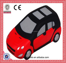 Cool Car Shaped Soft Toy Pu Ball