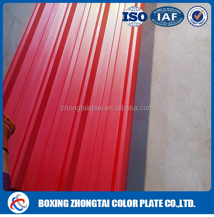 Hot Sale sheet metal roofing
