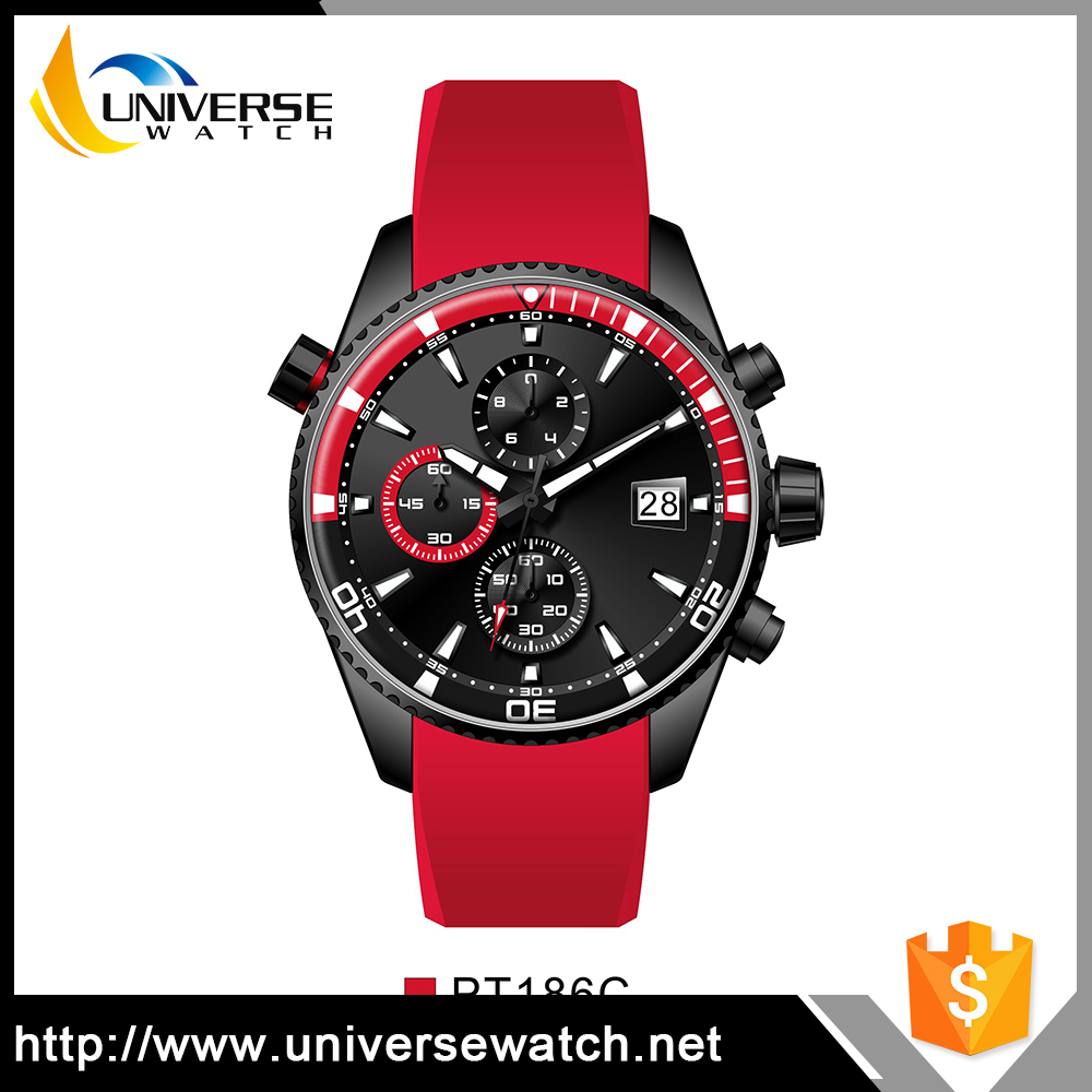 2016 Luxury Brand Automatic Custom Logo Watches Best Selling Watches Men