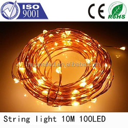 Ultra Thin Aa Battery Powered Micro Silver Copper Wire Led String Light ultra thin wire string lights
