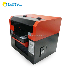 HL-3 DTG garment printer A3 T Shirt Printer colorful clothing printer for sales