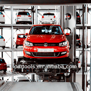 Automatic electrical car elevator garage parking equipment RP7009(A)