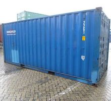 Second Hand Shipping Containers 20GP