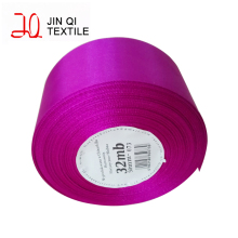 Hot selling happy birthday satin ribbon