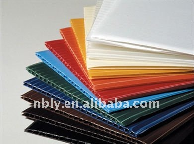 eco-friendly corrugated white plastic roof sheet