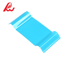 UV protect polycarbonate corrugated sheet wave sheet profile sheet for roofing