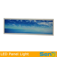 square led panel light 40W SMD2835 120-130lm/watt sky panel light factory direct sale