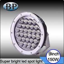 Truck Parts 9Inch 96w 150w 185w LED Work Light 96w 150w Car Lamp 185w 150W Auto LED Tuning Light