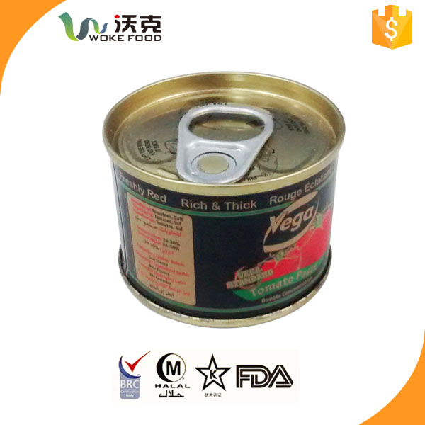 Tomato Paste, Made in Iran, Delicious, High Quality, 27%-30% Brix, 680g per jar, Great price