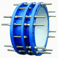 Pipeline fittings metal pipe joint force transmission joint coupling
