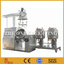Shanghai Factory Vacuum Mixer /Vacuum Homogenizer for cosmetics, pharmacy, chemical, food