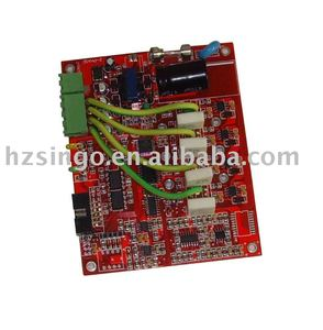 Motor Driver/controller PCB assembly
