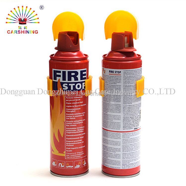 Portable 500ml Industrial Fire Extinguisher