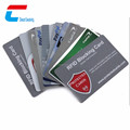 Credit Card Protector RFID Blocking Card to Block RFID , NFC Signals from Credit Cards and Passports