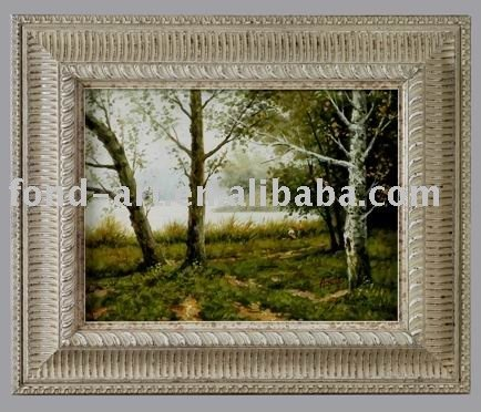 4195 Oil painting Frame