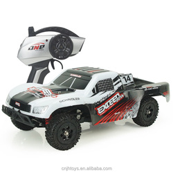 BG1507 2.4G 1:12 Full Scale 4WD High Speed Model RC Car With Petrol Engine