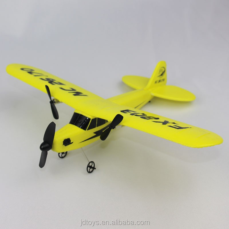 Dropshipper Toys RC Plane 2.4G Quadcopter 2CH Radio RC Toys Hand Thrown Airplane RC Glider Plane