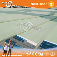 Waterproof Plasterboard / Drywall Sizes