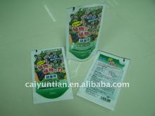 plastic pouch 350ml for pesticide