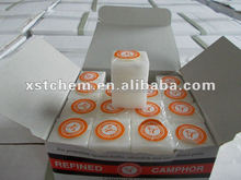 High Quality Deer Brand 1/4OZ 96% Pure Camphor Tablets/Blocks