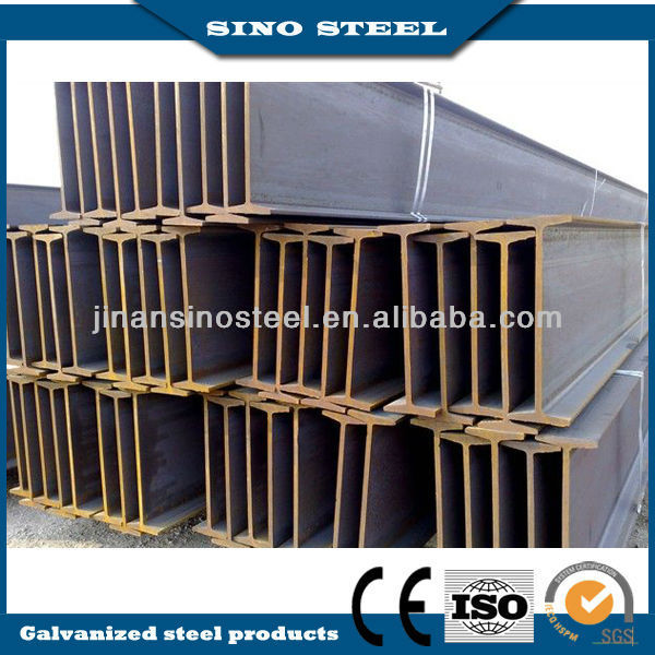 High quality hot rolled steel i-beam prices