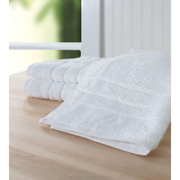woven manufacter 100% cotton 100% cotton jacquard terry hotel hand towel