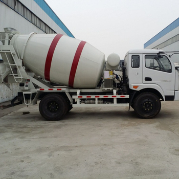 TOP SALE 3 cubic mini cement concrete mixer truck