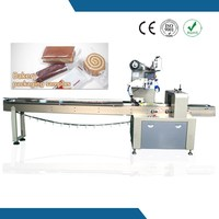 CE approval stainless steel heat seal small food packing machine