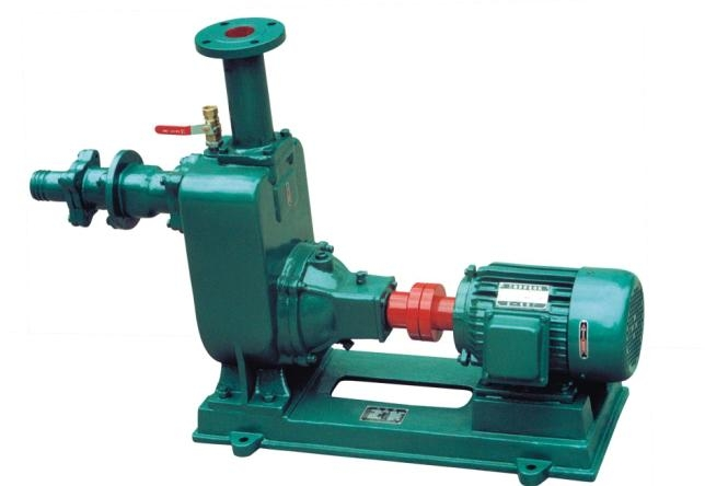 ZW Marine Self-priming Bilge/Sewage Pump