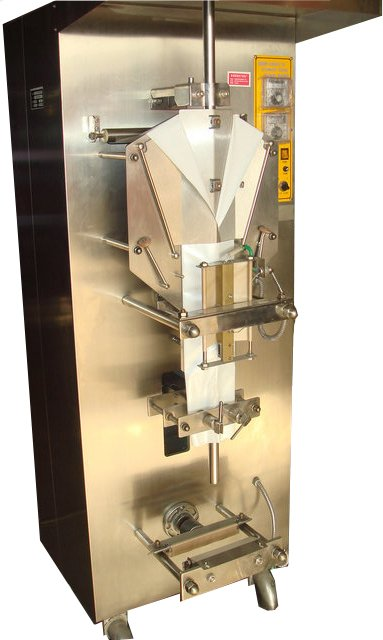 AS-1000/2000 Automatic Liquid Packaging Machine