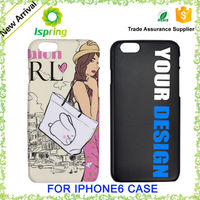 Popular phone cases with Custom Logo, plastic phone cover