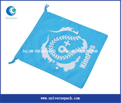 Wholesale cheap price promotional golf shoe bags with personal logo