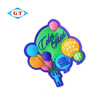 3d customized soft pvc fridge magnet