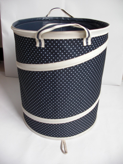 New design and oxford material laundry hamper