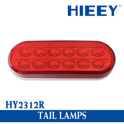 DOT/SAE Approval Led Tail light for truck and heavy duty