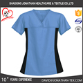 cherokee scrub V neck top women nurse uniform clinic hospital use