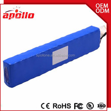 Rechargeable lithium battery 12v 35ah li ion battery with PCM