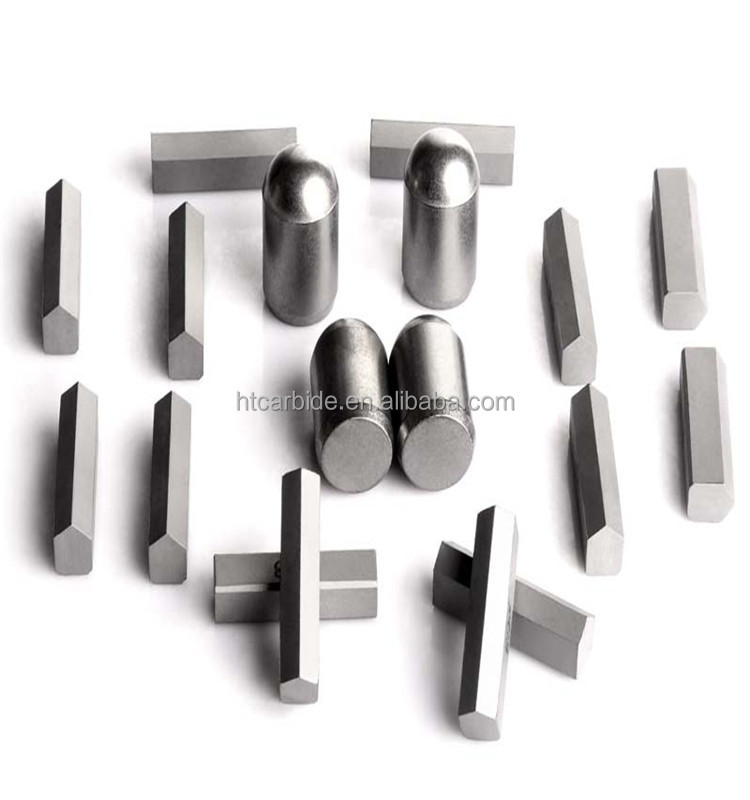 tungsten carbide button bits rock breaking tools