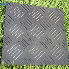 Anti-slip Rubber Sheet Rolls/ Rubber Mats for Stairs