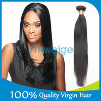 100% Virgin malaysian hair straight Mix 22 24 26 Free shipping 6A wholesale remy virgin hair weaving free sample strand