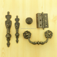 Zinc Alloy Furniture Hardware Creative Cabinet Pull Handle