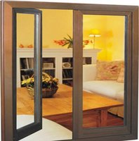 Aluminum french door exterior position used aluminum doors, casement style and French style Aluminum french door