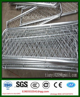 10x10x6 foot classic galvanized outdoor dog kennel large dog fences dog wire kennel