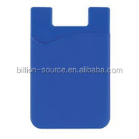 Portable Business Card Use id card holder silicone business card case